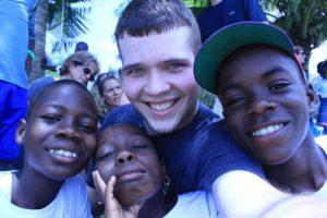 Braden in Ghana